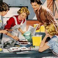 Sachez mixer santé et bonne humeur grâce à la cuisine en famille